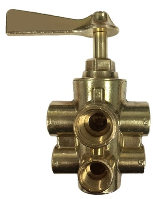 SK-1036, 6-Port Fuel Switching Valve