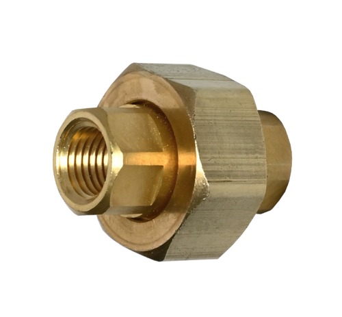 104A, Brass Ground Joint Union