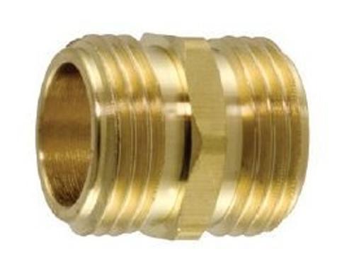 23A-12, Brass Male Garden Hose Coupling