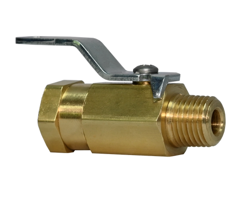 350BV, Brass Mini Ball Valve