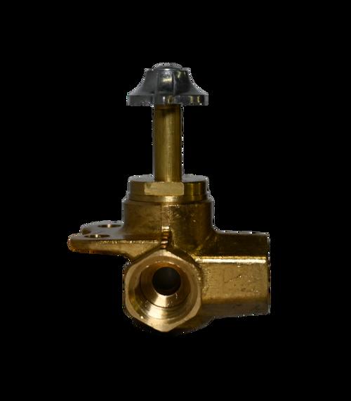 210C, Brass 3-Way Selector Valve