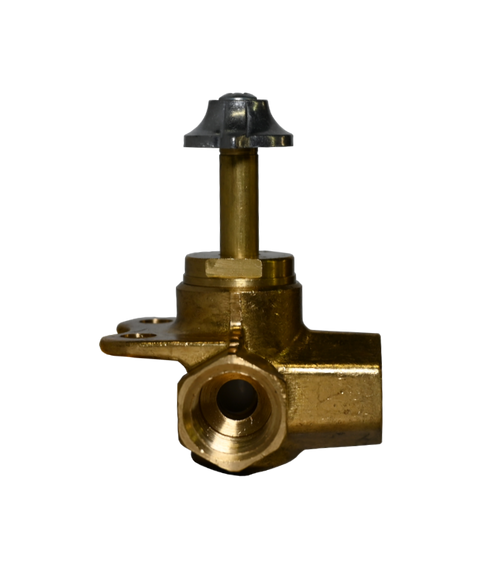 210C, Brass 3-Way Selector Valve