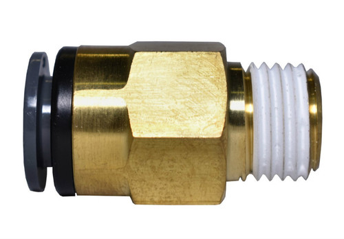 Composite DOT Male Connector