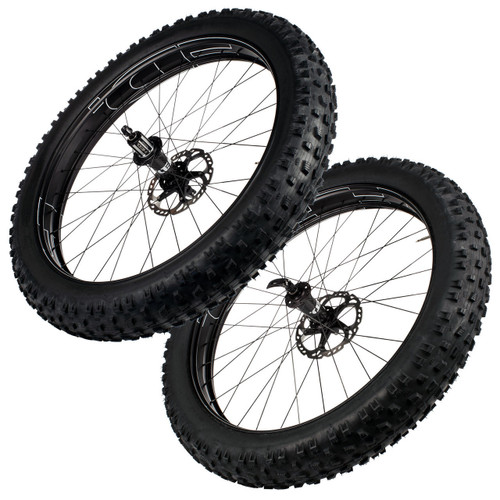 Fat Bike Aluminum