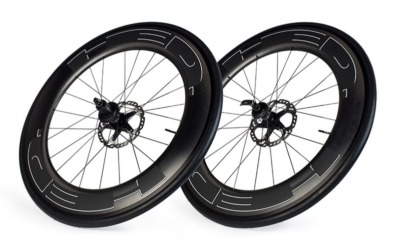 Jet Plus Disc Brake - Aero & Efficiency for All Conditions