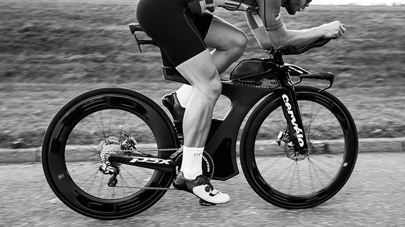 Hed & the new Cervelo P5X Superbike
