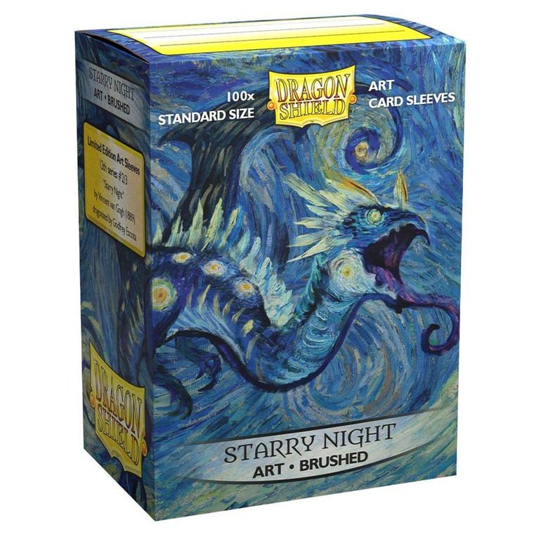 Starry Night - Matte - LE Art - Dragon Shield