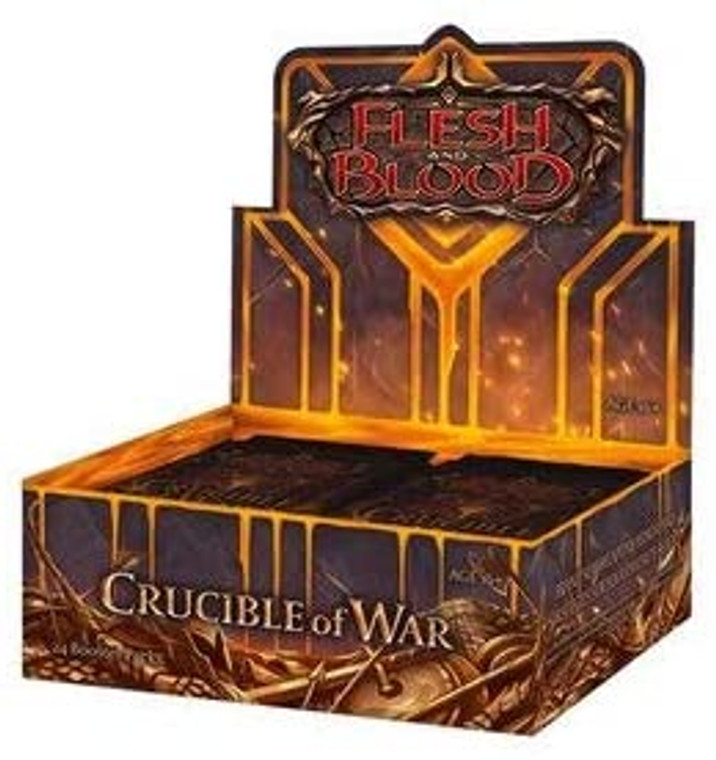 Crucible of War - 1st Edition - Flesh and Blood