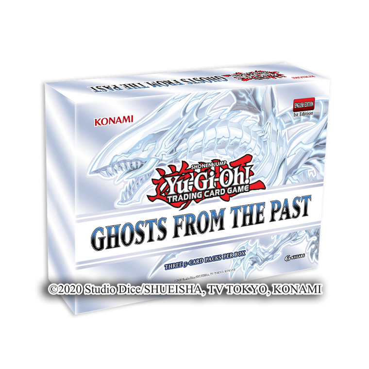 Ghosts from the Past - YuGiOh