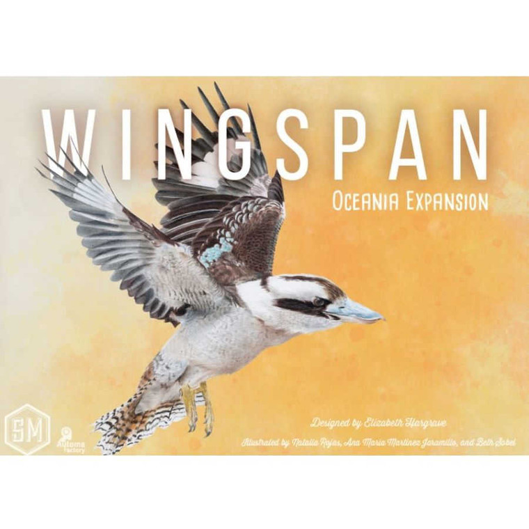 Wingspan - Oceania Expansion - Board Games