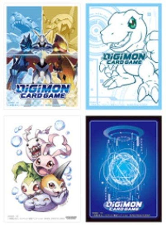 Game Sleeves - Digimon