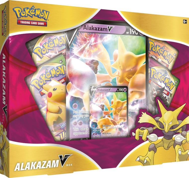 Alakazam V Box - Pokemon