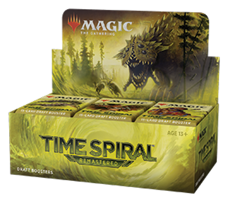 Time Spiral Remastered Booster Box & Packs - MTG
