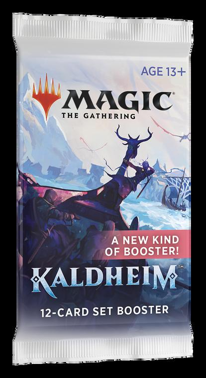 Kaldheim Set Booster Box & Packs - MTG