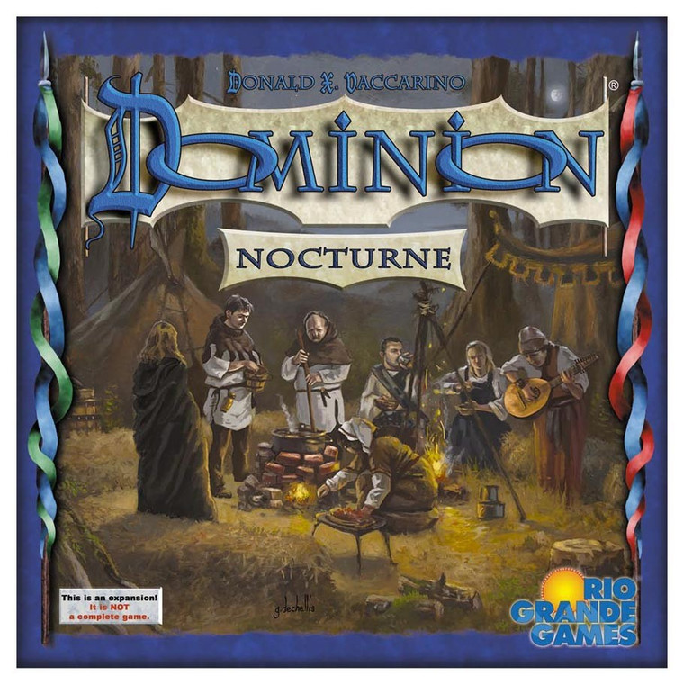 Dominion - Nocturne - Board Game