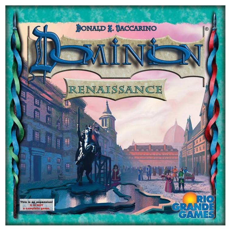 Dominion - Renaissance - Board Game