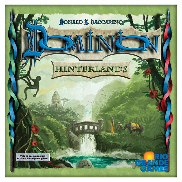 Dominion - Hinterlands - Board Game