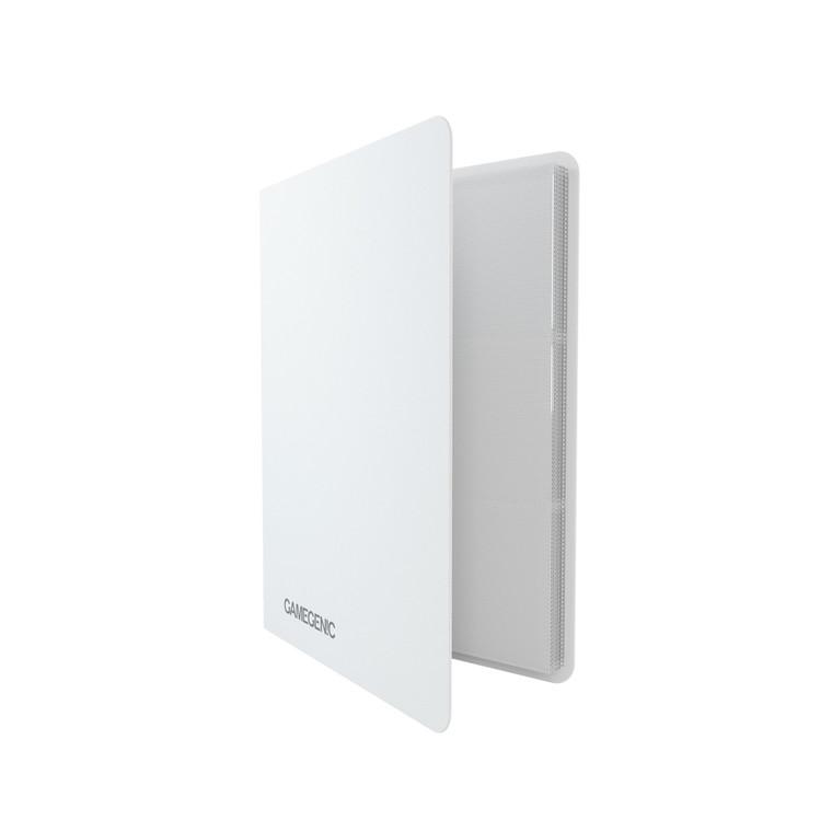 Casual Binder 18 pocket White (360 cards) - GameGenic