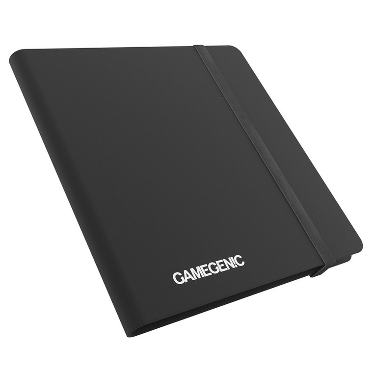 Casual Binder 24 pocket Black (480 cards) - GameGenic