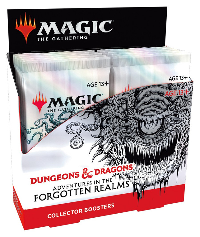 Adventures in the Forgotten Realms - Collector Booster Box - MTG