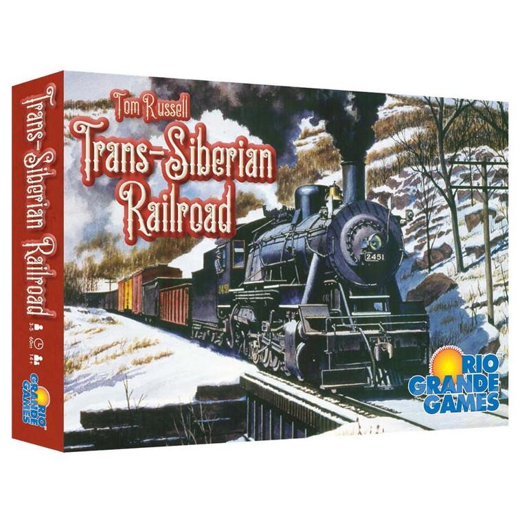 Trans-Siberian Railroad - Board Game