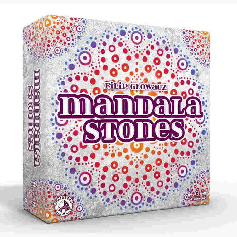 MANDALA STONES - Board Game