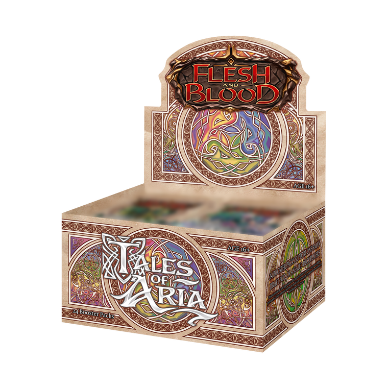 Tales of Aria - 1st Edition Booster Box - Flesh and Blood