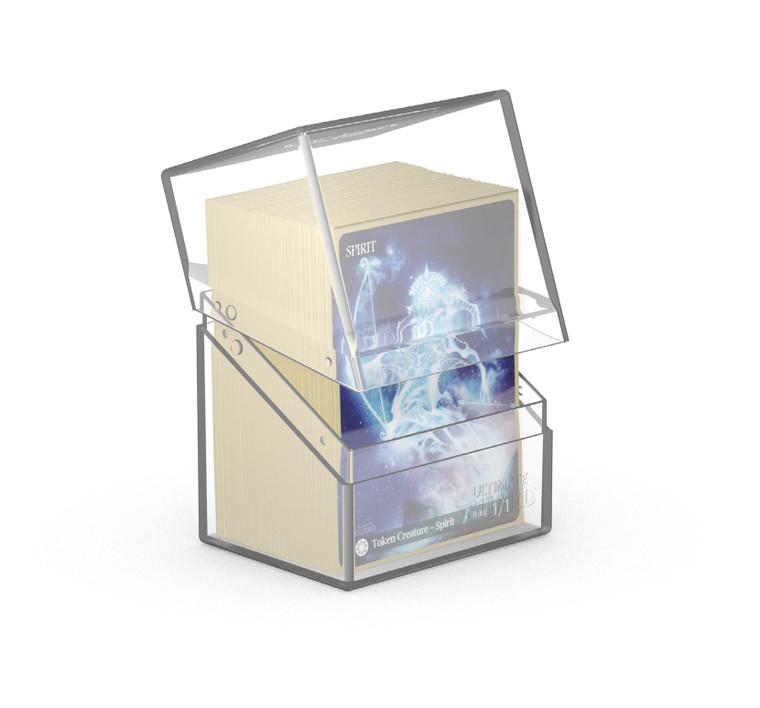 Boulder 80+ - Clear Deck Box - Ultimate Guard