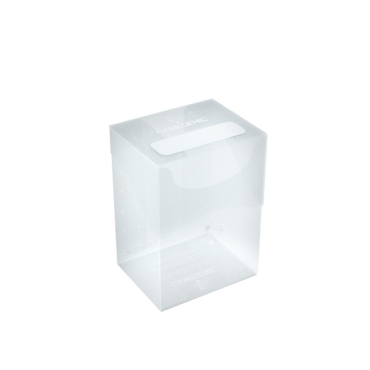 Deck Holder 80+ Box - Clear - GameGenic