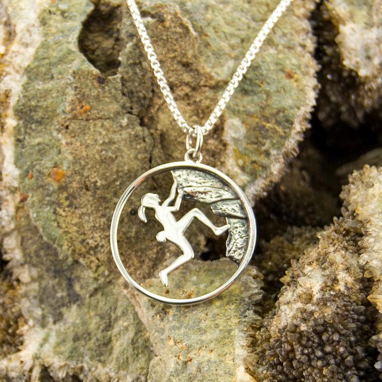 Climber Necklace