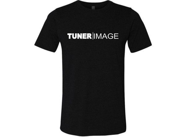 Black Tuner Image Tee