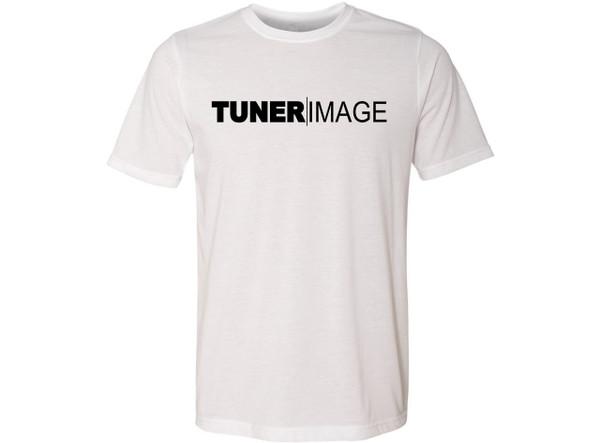 White Tuner Image Tee