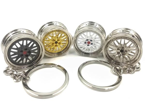 BBS LM Wheels Keychain