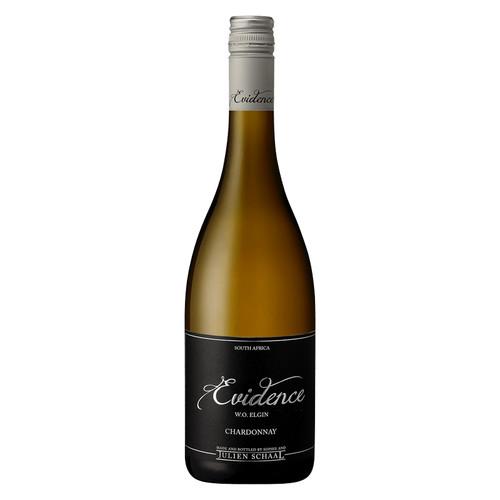Julien Schaal Evidence Chardonnay