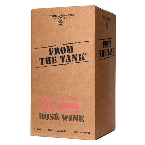 """NV Domaine de la Patience """"From the Tank"""" Rosé Double Magnum"""