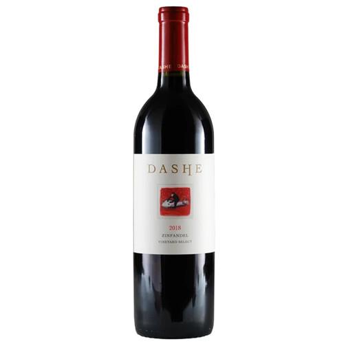 Dashe Cellars Vineyard Select Zinfandel