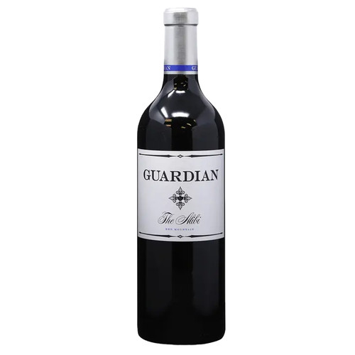 """Guardian """"The Alibi"""" Red Blend"""