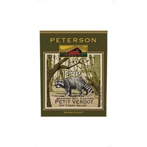 Peterson Bradford Mountain Estate Petit Verdot