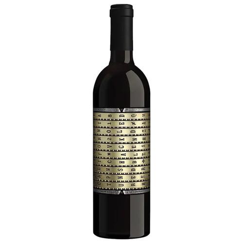 2019 The Prisoner Wine Co. Unshackled Red Blend
