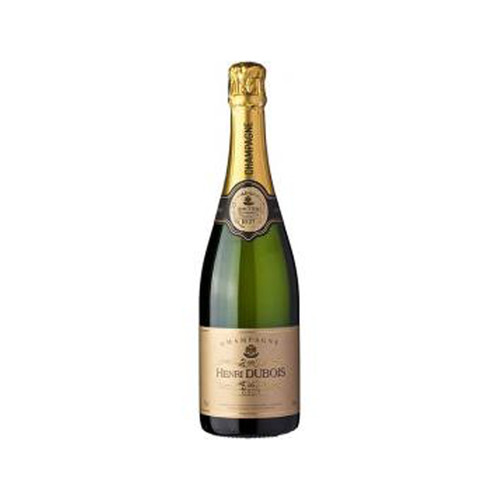 NV Henri Dubois Champagne Brut Gold Label