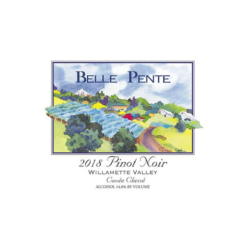 Belle Pente Pinot Noir Cuvée Classe
