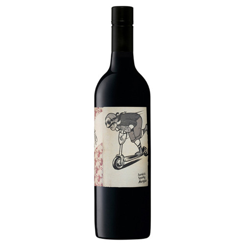 Mollydooker The Scooter Merlot