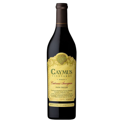 2019 Caymus Cabernet Sauvignon