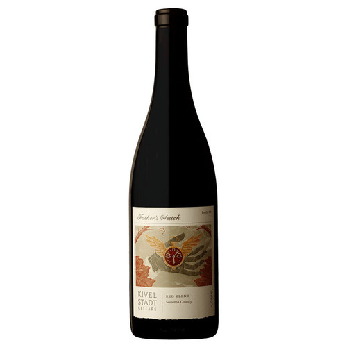 """2018 Kivelstadt Cellars """"Father's Watch"""" Red Blend"""