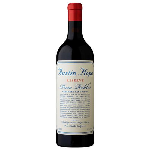 2018 Austin Hope Winery Reserve Cabernet Sauvignon
