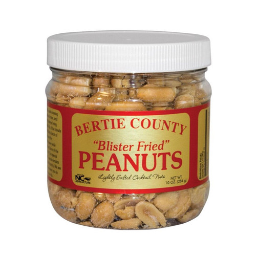 Bertie County Blister Fried Peanuts (10oz)
