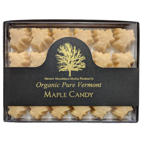 Mount Mansfield Maple Candy (8oz)