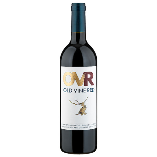 NV Marietta Cellars OVR Old Vine Red Lot 71