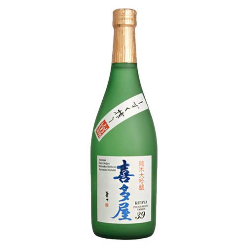 Kitaya 39 Shizuku Shibori Junmai Daiginjo (720ml)