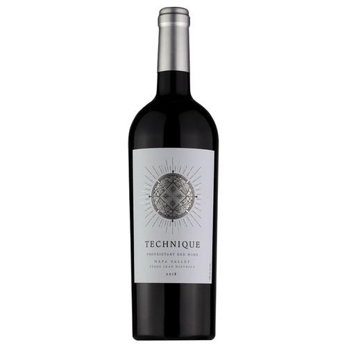 2018 Precision Wine Co. Technique Proprietary Red
